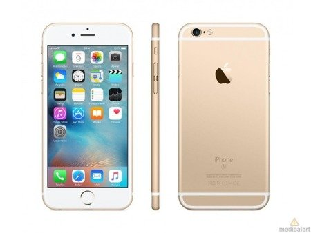 Apple iPhone 6s 64GB Gold FV23% GW 2 LATA