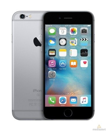 Apple iPhone 6s 64GB Space Gray FV23% GW 2 LATA