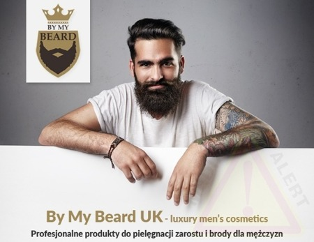 By My Beard UK Olejek do pielęgnacji brody 30ml