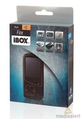 I-BOX 4GB FOX Odtwarzacz MP4