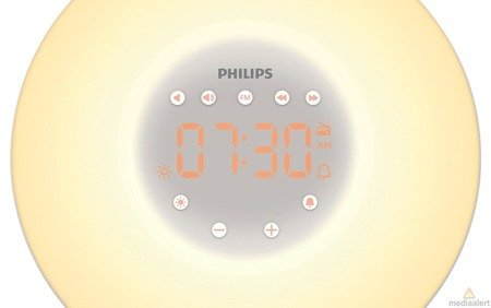 Lampa budząca PHILIPS HF3506/20 Wake Up Light