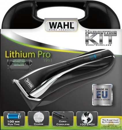 WAHL Lithium Pro LCD 1911-0465