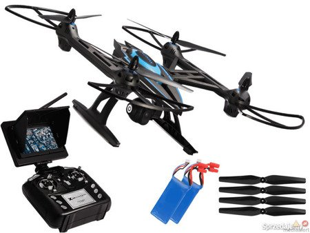 OVERMAX X-BEE DRONE 7.2 FPV Dron