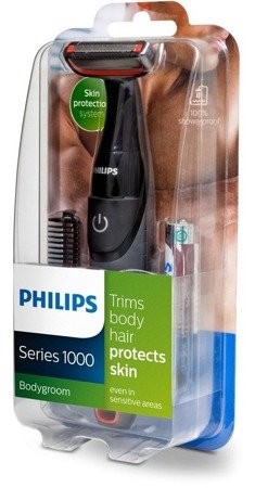 PHILIPS BG105/10 BODYGROOM Trymer do Ciała